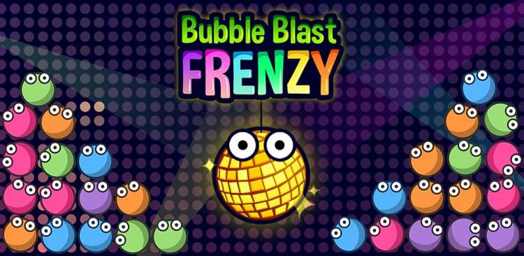 Bubble Blast Frenzy