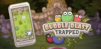 Bubble Blast Trapped