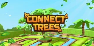 Connect Trees available on Google Play