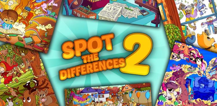 Spot The Differences 2