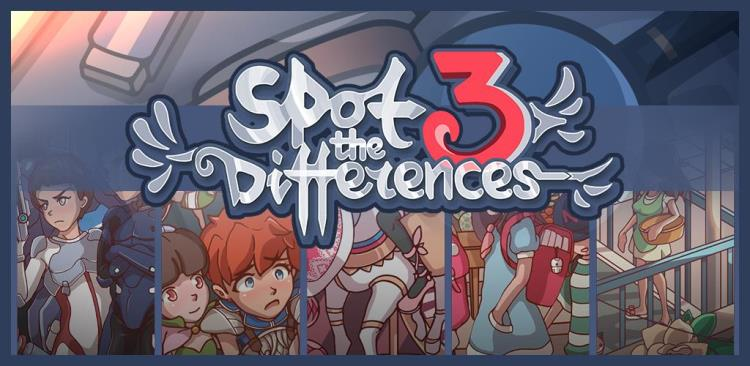 Spot The Differences 3